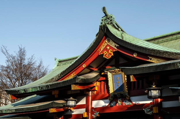 Miejsce azjatyckiej atrakcji turystycznej