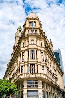 Miejski pałac ustawodawczy w buenos aires
