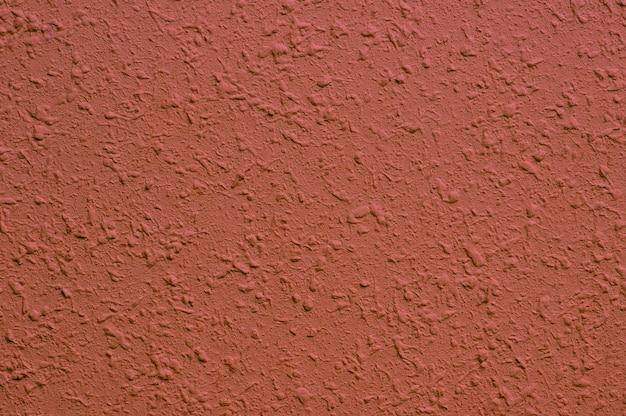 Miękka czerwona ściana do wnętrz, tapety artystycznej lub artystycznej tekstury tła