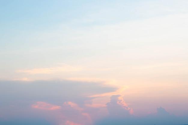Miękki mętny jest pastelowy gradient