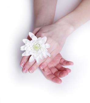 Miękkie dłonie