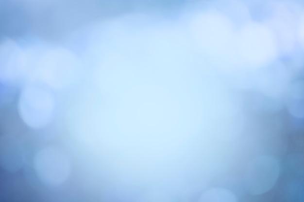 Miękkie kolorowe abstrakcyjne światła bokeh