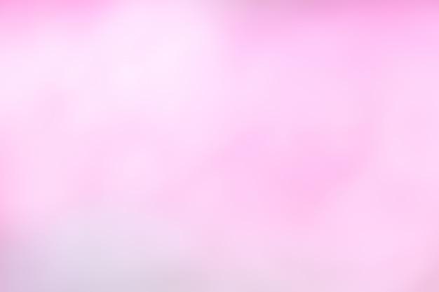 Miękkie niewyraźne różowe tło