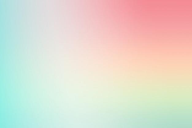 Miękkie pochmurno jest pastelowy gradient, abstrakcyjne tło nieba w słodkim kolorze.