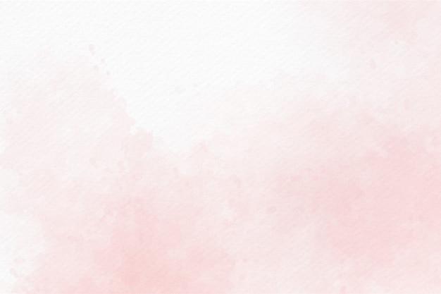 Miękkie różowe akwarela abstrakcyjne tło