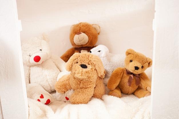 Miękkie zabawki dla dzieci