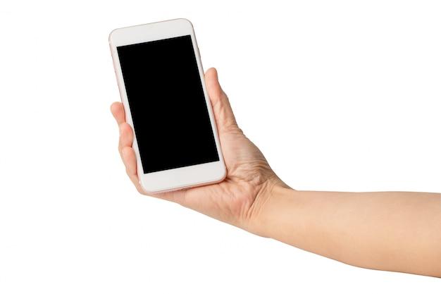 Mienie telefon komórkowy komunikacja na bielu.