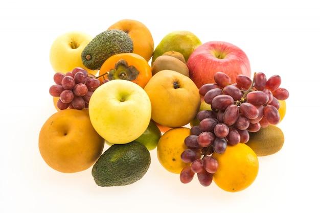 Mieszane owoce