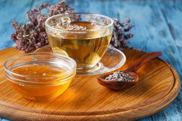 Mieszanka bio herbaty ziołowej