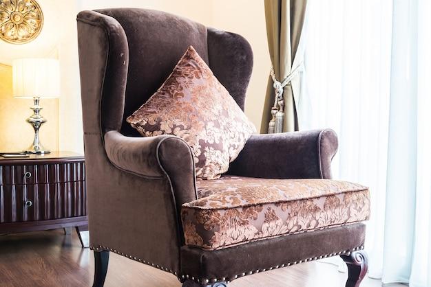 Mieszka poduszki kanapy mieszkalnych światła