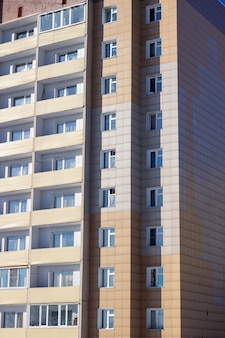 Mieszkania ogólne w postaci budynków mieszkalnych.