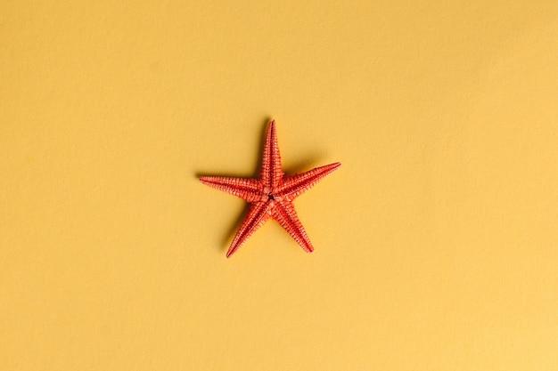 Mieszkanie leżało z czerwoną rozgwiazdą na żółto