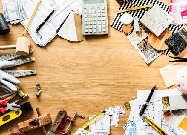 Mieszkanie nieatutowy różnorodni techników narzędzia odizolowywający