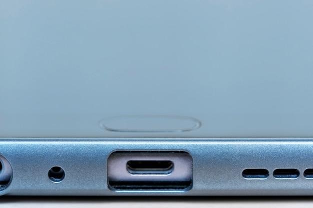 Mikro złącza nowoczesne smartfony