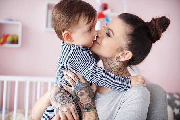 Miłość matki jest najpotężniejsza