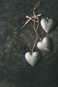 Miłość valentine karty z pozdrowieniami