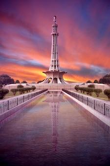 Minar e pakistan dzień dzień