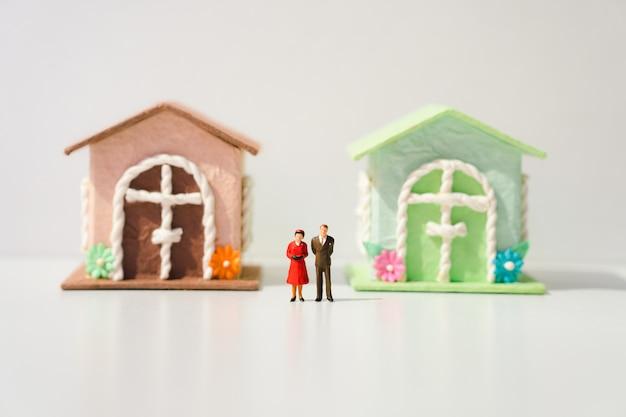 Mini domy