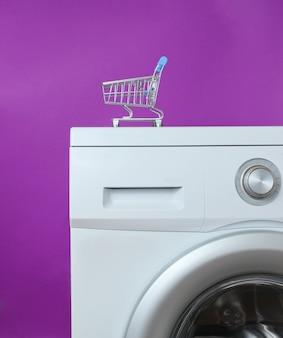 Mini koszyk na pralce