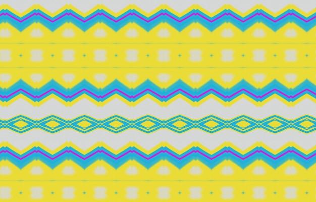 Minimalistyczny plakat z geometrycznymi grafikami pełen kolorów z prostymi kształtami i figurami