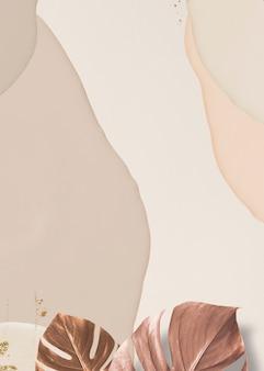 Minimalne tło neutralne abstrakcyjne tekstury
