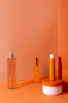 Minimalny asortyment kosmetyków