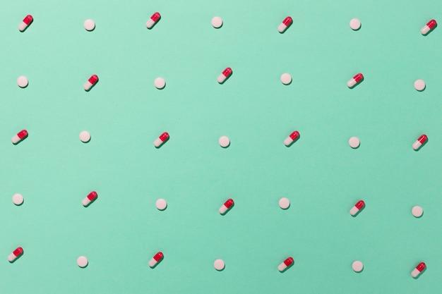 Minimalny asortyment tabletek leczniczych