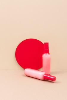 Minimalny skład kosmetyków