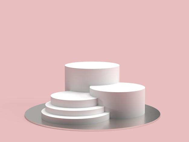 Minimalny stojak na produkty