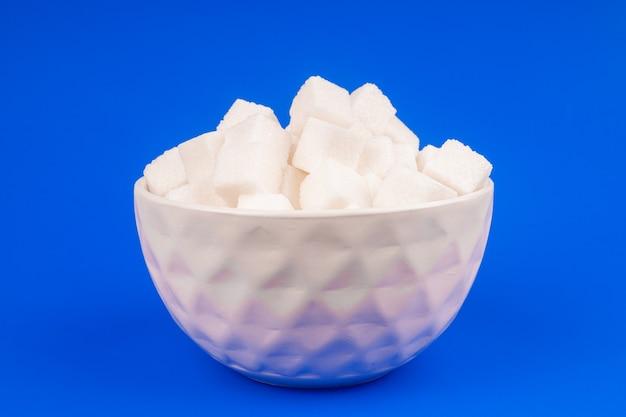 Miska cukru białego