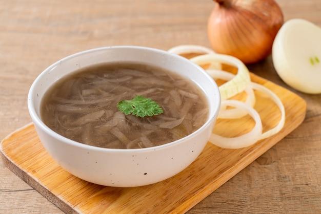Miska na zupę cebulową