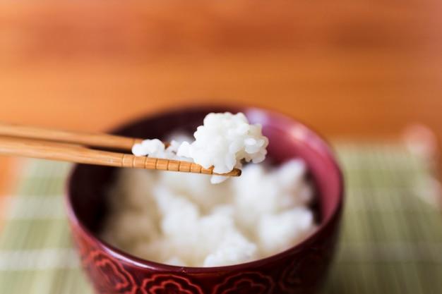 Miska ryżu