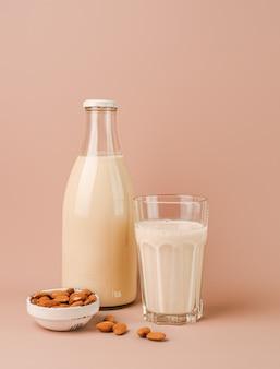 Mleko migdałowe na bazie roślin