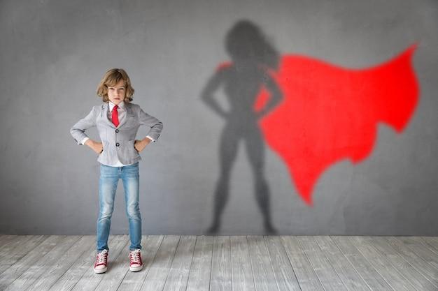 Młoda dziewczyna chce zostać bizneswoman