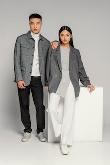 Młoda para japońska