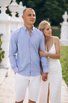 Młoda para przyszłej pary młodej