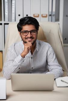 Młody przedsiębiorca