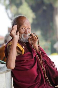Mnich tybetański