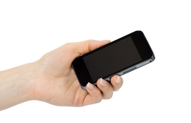 Mobilny w dłoni