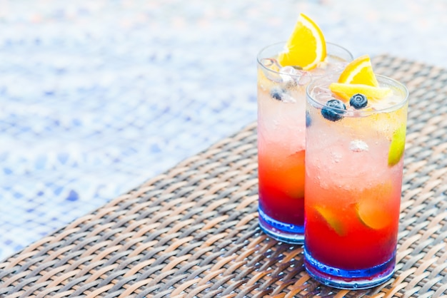 Mocktail owocowy