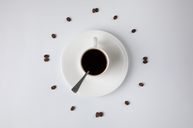 Mocny zegar do kawy