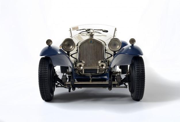 Model rocznika samochodu