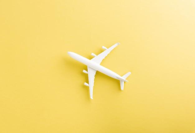 Model samolotu, samolot z miejscem na kopię