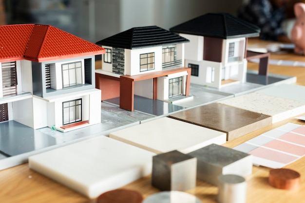 Modele domów