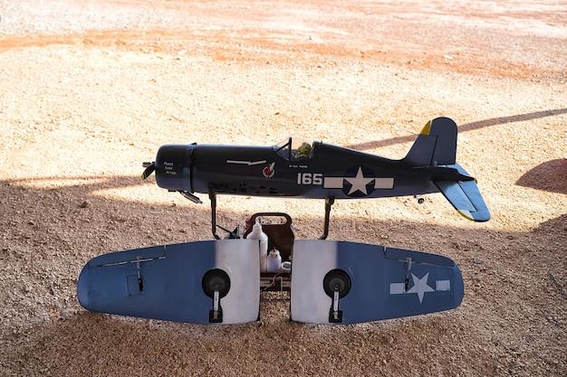 Modele samolotów i modele.