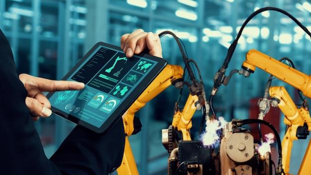 Modernizacja inteligentnych ramion robotów przemysłowych dla innowacyjnych technologii fabrycznych