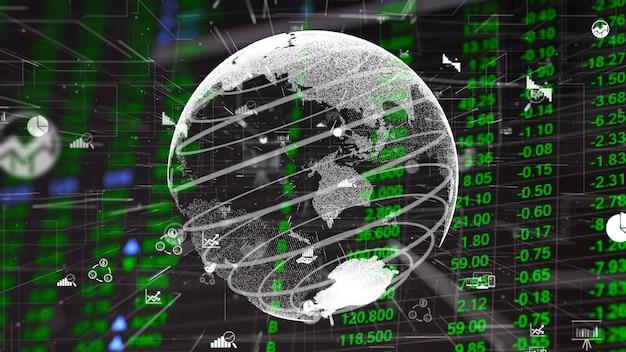 Modernizacja technologii finansowej dla internetowej platformy handlowej giełdowej