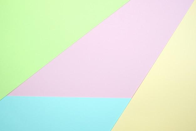 Modna pastelowa tekstura papieru.