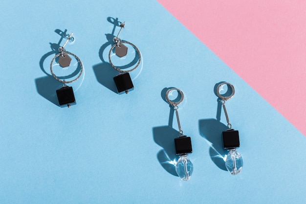 Modny komplet biżuterii