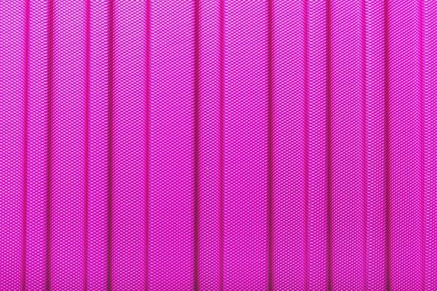 Modny różowy materiał tekstury tła w paski